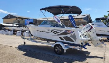New Quintrex 490 Cruiseabout full