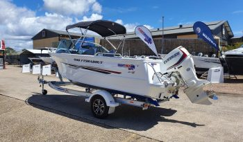 New Quintrex 490 Fishabout full