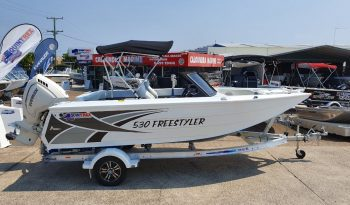 New Quintrex 530 Freestyler full
