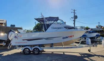 New Quintrex 650 Trident full