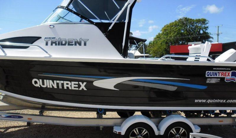 New Quintrex 650 Trident full
