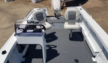 New Quintrex 490 Renegade Side Console full