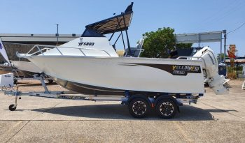 New Yellowfin Plate 5800 Folding Hard Top full