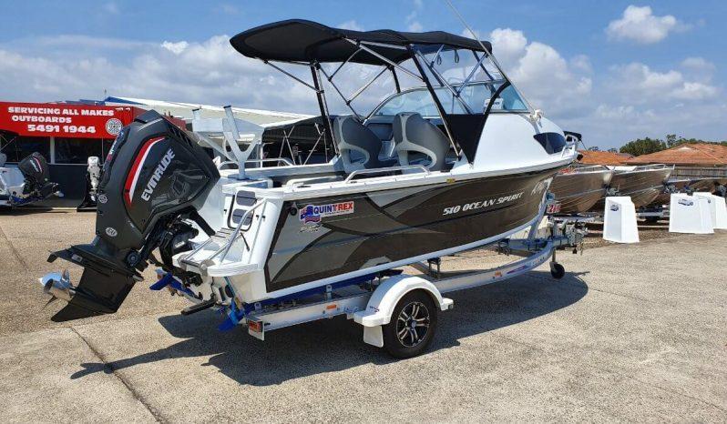 New Quintrex 510 Ocean Spirit full