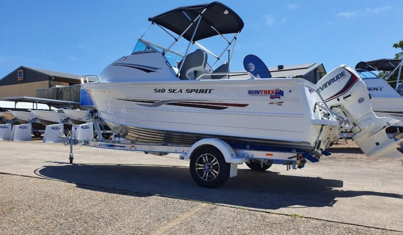 New Quintrex 510 Sea Spirit full