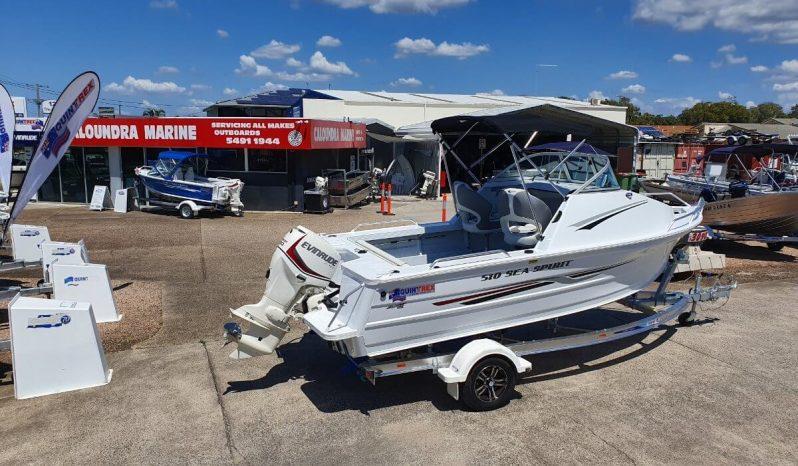 New Quintrex 510 Sea Spirit full