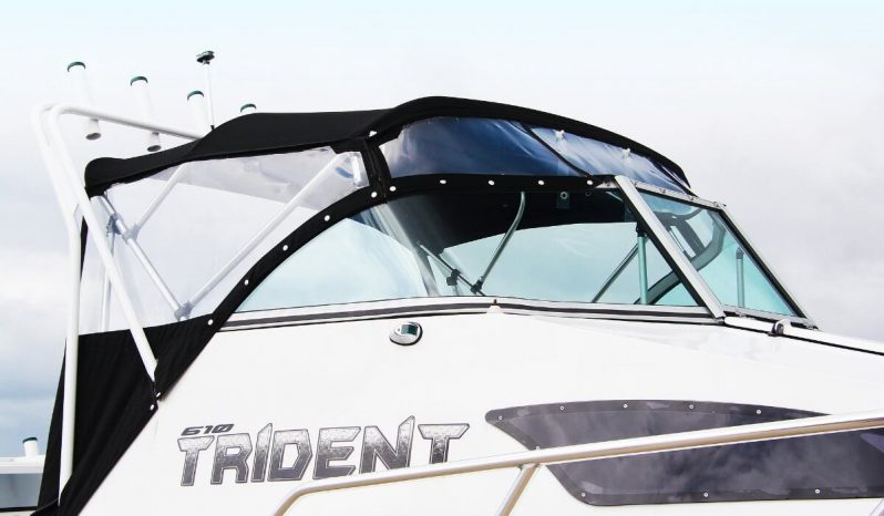 New Quintrex 610 Trident full