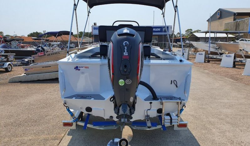 Quintrex Boat Packages 510 Frontier C.C full