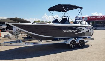 Quintrex Boat Packages 590 Frontier S.C full