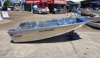 Quintrex Boat Packages  370 Outback Explorer full