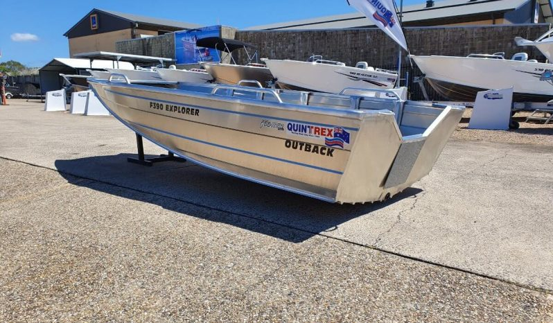 Quintrex Boat Packages  390 Outback Explorer full